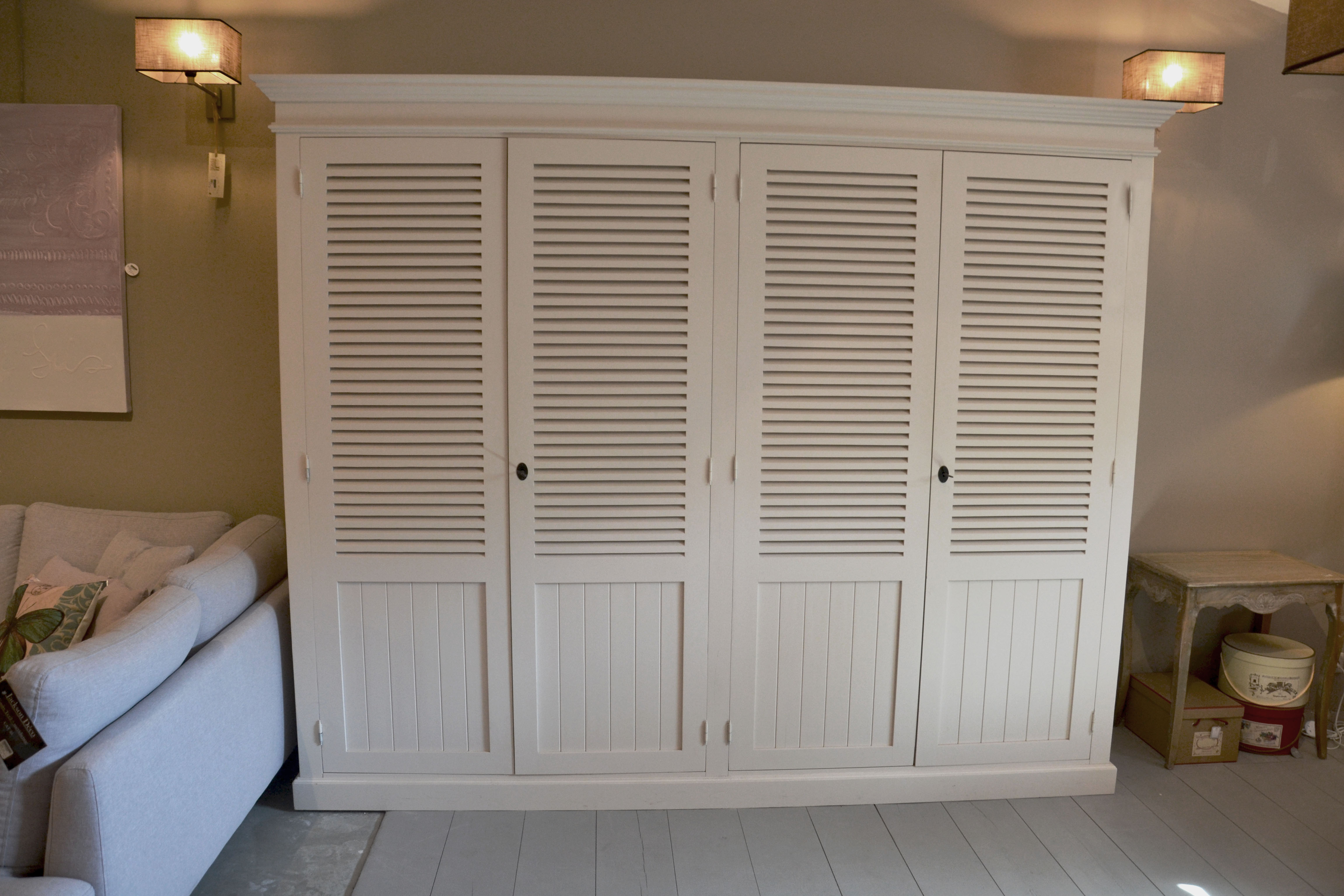 garde robe blanche jackson jackson d co. Black Bedroom Furniture Sets. Home Design Ideas